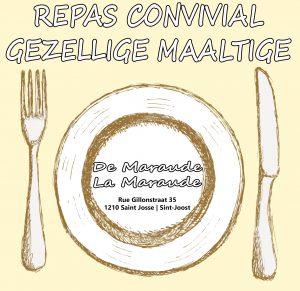 Repas Convivial @ La Maraude