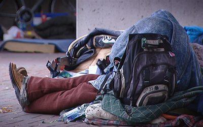 Explosion du nombre des personnes sans abri et mal logées à Bruxelles en 2018