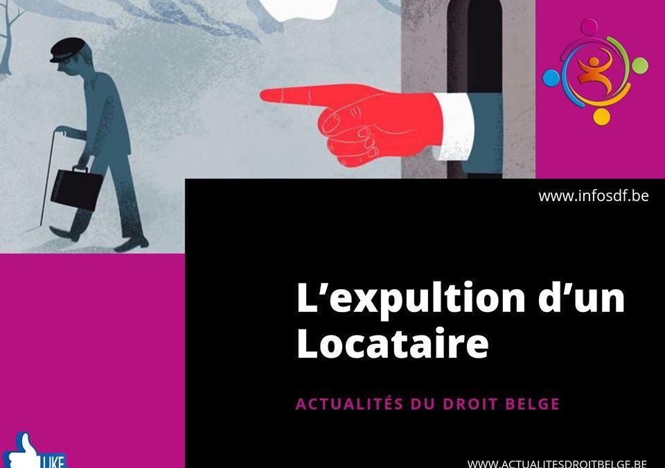 L'EXPULSION D'UN LOCATAIRE