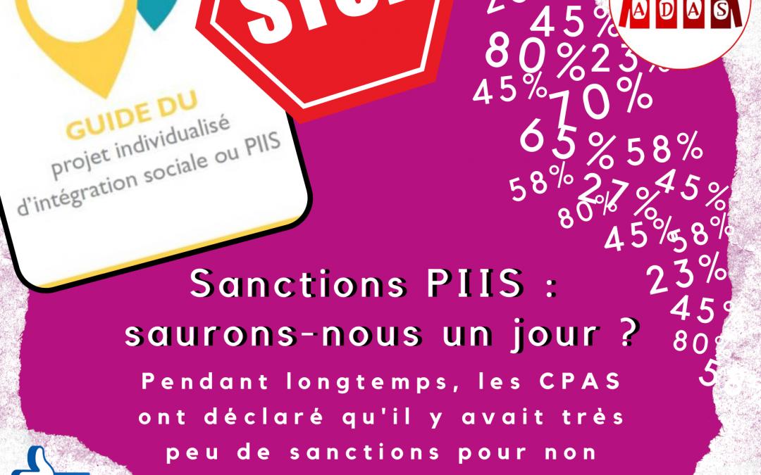 Sanctions PIIS : saurons-nous un jour ?