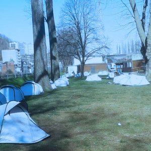 Camp de la HONTE