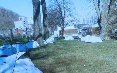 Pétition le Camp de la HONTE à Liège…